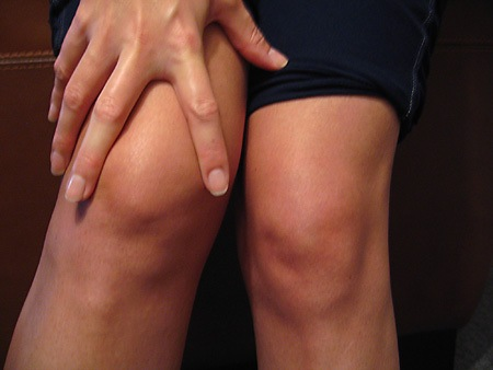 Knee and joint problems
