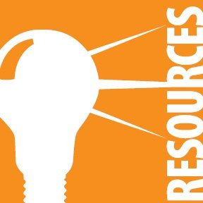 Resources light bulb
