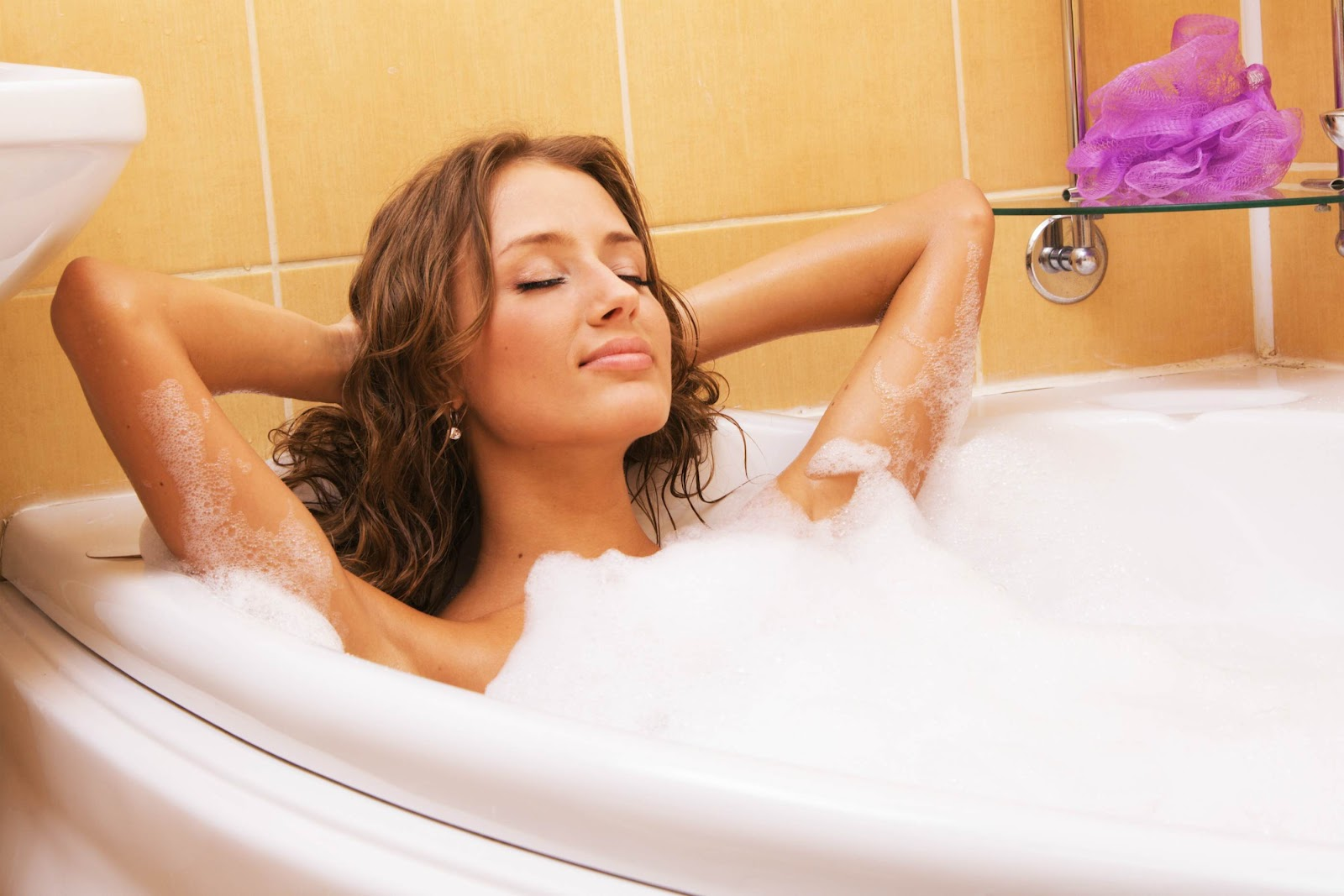 Love healthy boundaries aromatherapy bubble bath