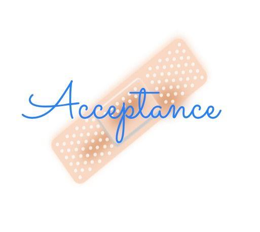love acceptance band aid