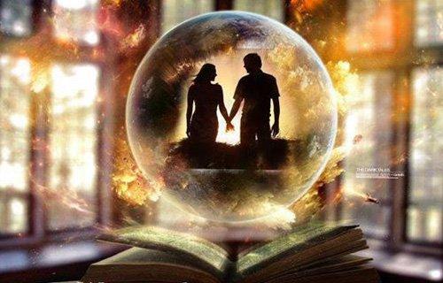 love magnetic bubble-love